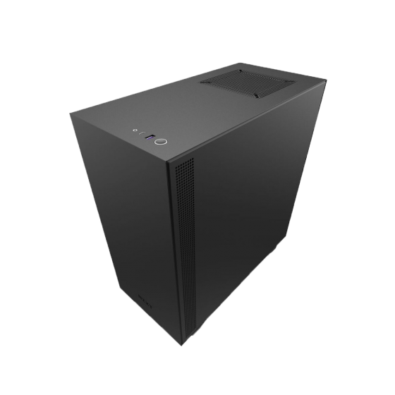 GABINETE NZXT H510 COMPACT BLACK