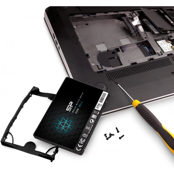 "SSD SILICON POWER ACE A55 256GB SATAIII 2.5"" GAME"