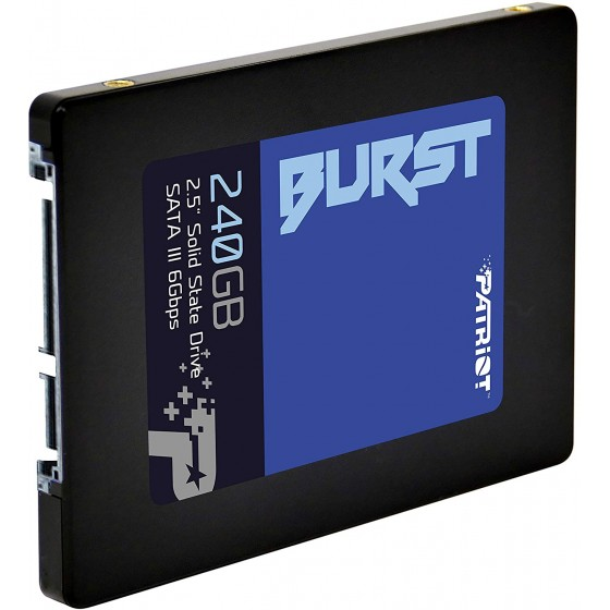 SSD PATRIOT BURST ELITE 240GB SATA III 2.5""