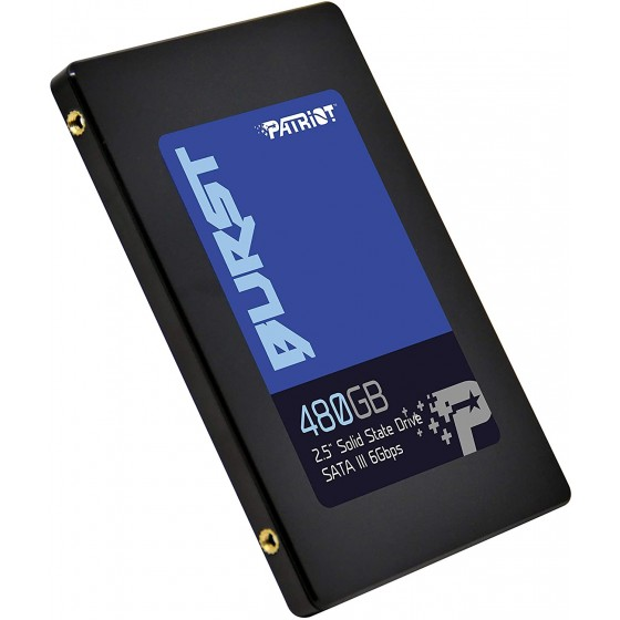 SSD PATRIOT BURST ELITE 480GB SATA III  2.5""
