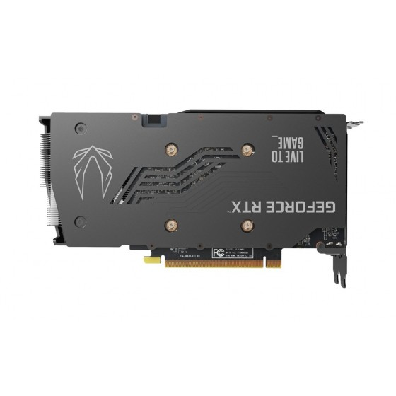 Tarjeta de video ZOTAC GAMING GeForce RTX 3060 Twin Edge OC