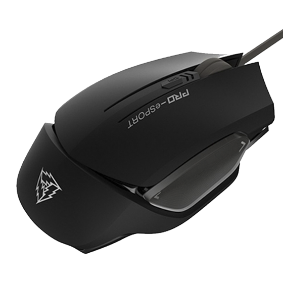 MOUSE THUNDER X3 TM20 GRIS
