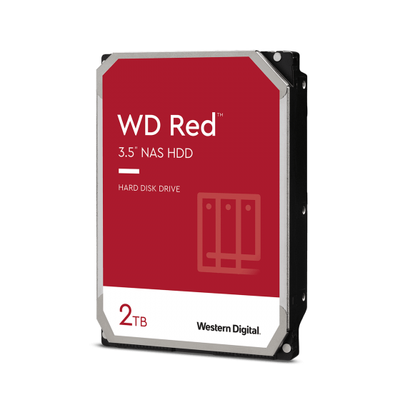 DISCO DURO HD WD RED 2TB...