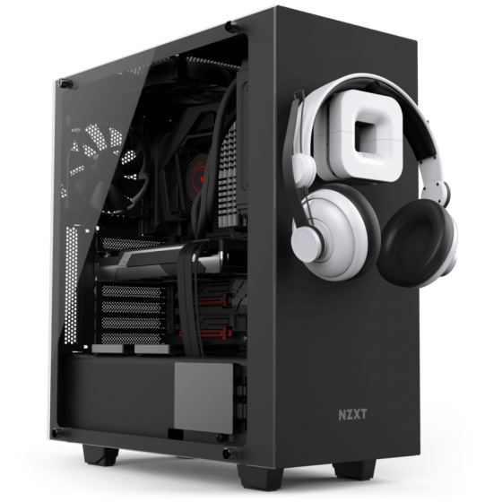 NZXT WHITE PUCK